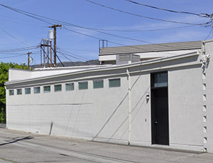 Parson Architecture Dieter Building Burbank Industrial Building Renovation