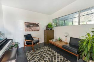 Parson Architecture Franklin Hills Midcentury Modern Study