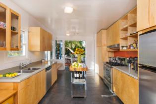 Parson Architecture Franklin Hills Midcentury Modern Kitchen