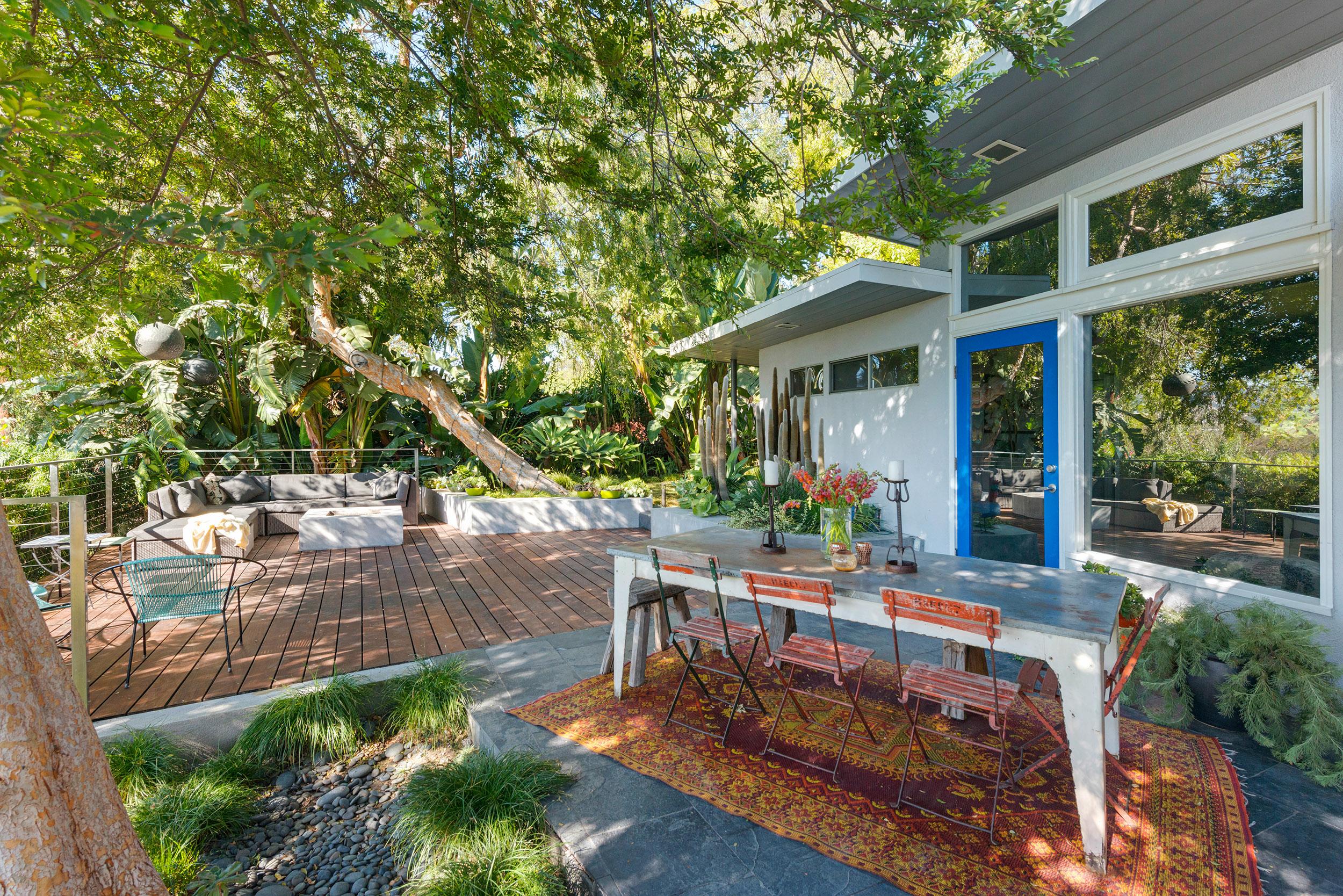 Parson Architecture Franklin Hills Midcentury Modern-027
