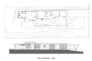 Parson Architecture Franklin Hills Midcentury Modern Plan