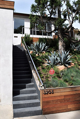 Parson Architecture Hollywood Hills House_01