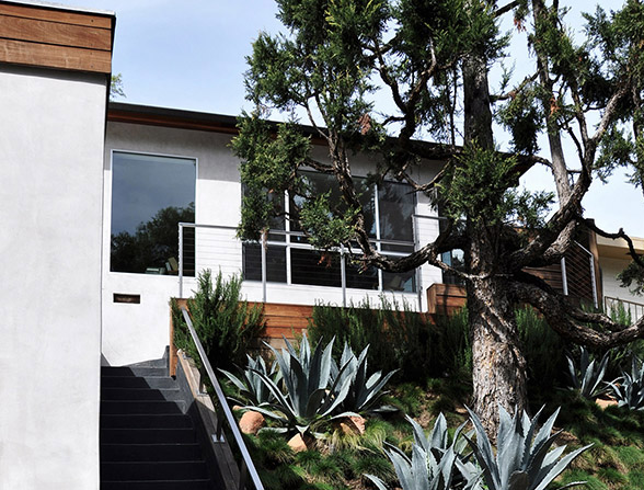 Parson Architecture Hollywood Hills House_02