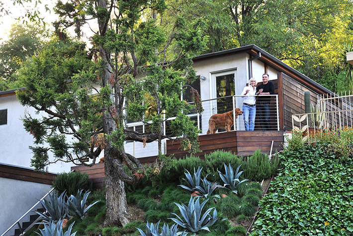 Parson Architecture Hollywood Hills House_09
