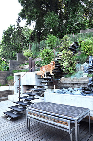 Parson Architecture Hollywood Hills House_10