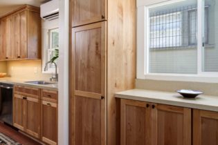 Parson Architecture Highland Park Craftsman Restoration Interior Custom Kitchen