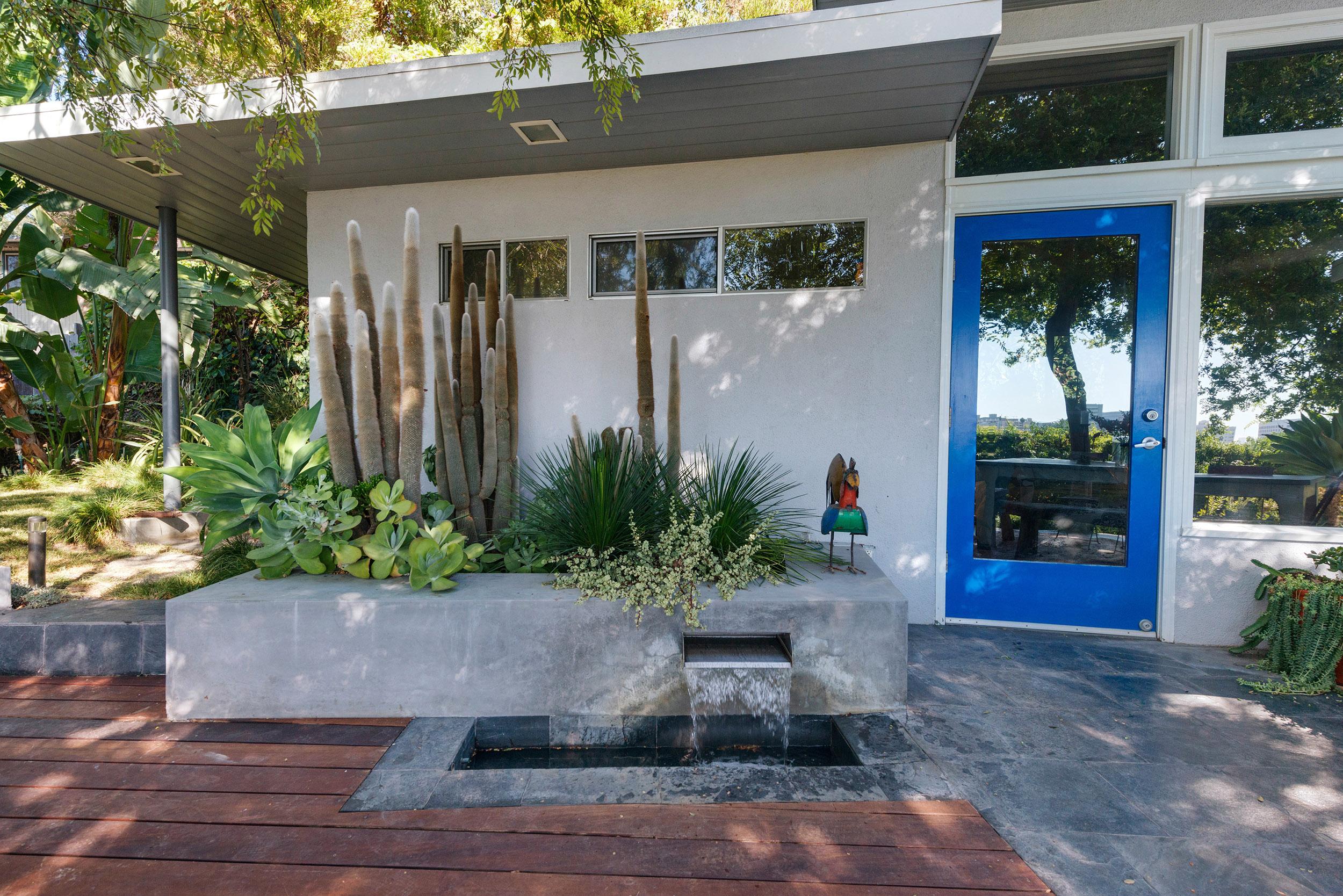Franklin Hills Midcentury Modern Parson Architecture