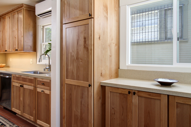 Parson Architecture Highland Park Craftsman Restoration Interior Custom Kitchen