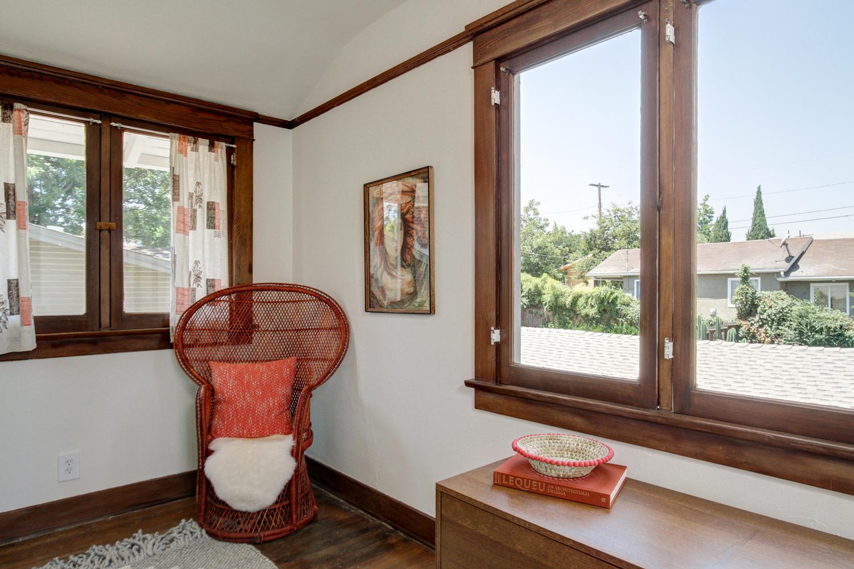 Parson Architecture Highland Park Craftsman Restoration Interior Bedroom